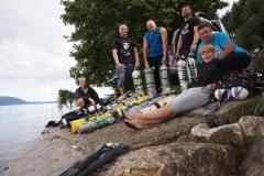 PSAI Trimix Diver ATTERSEE 2015