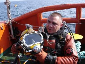 Prace podwodne UNINUR