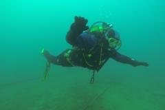 Suchy skafander - przepustka do całorocznego nurkowania
