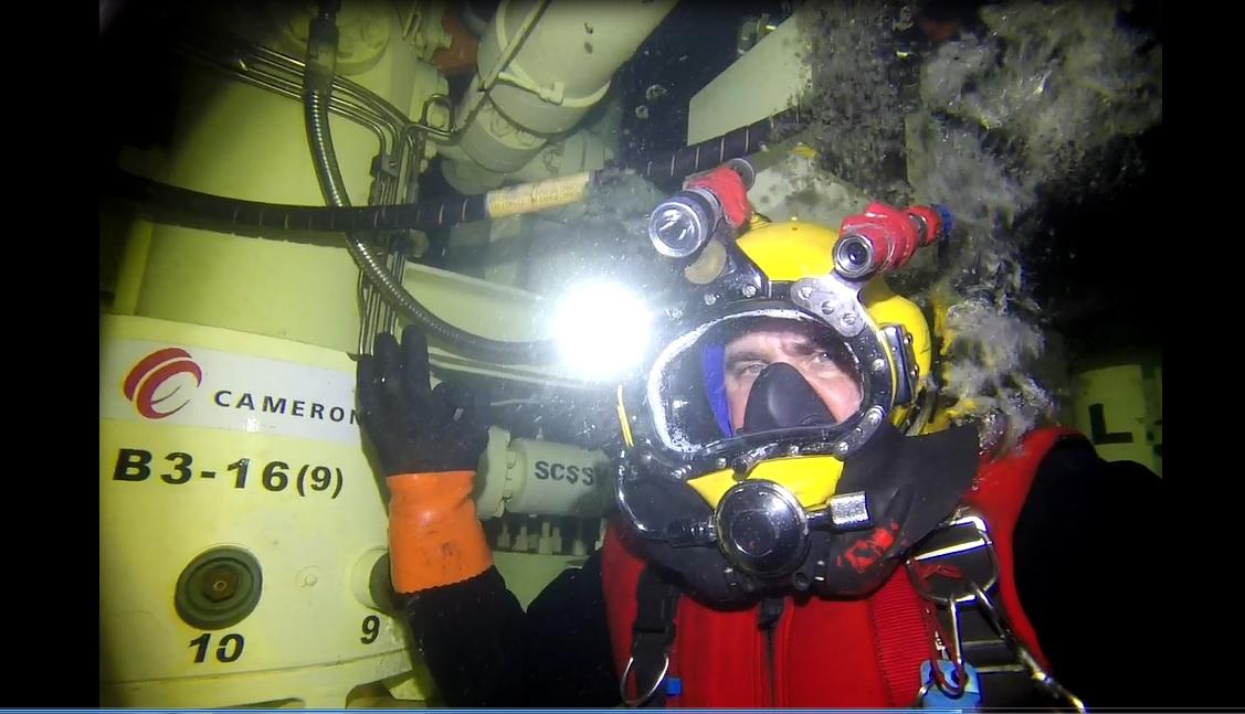 Prace podwodne Petro Giant